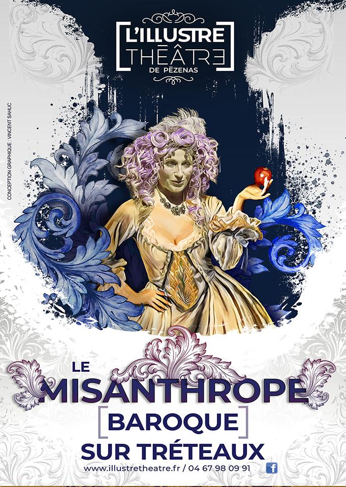Le Misanthrope - Baroque sur tréteaux